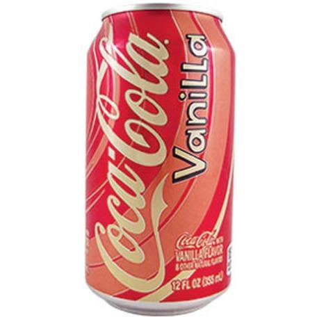Coca Vanilla